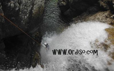 Barranquismo Ordesa, Pirineos, Biescas